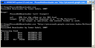 picasawebdownloader